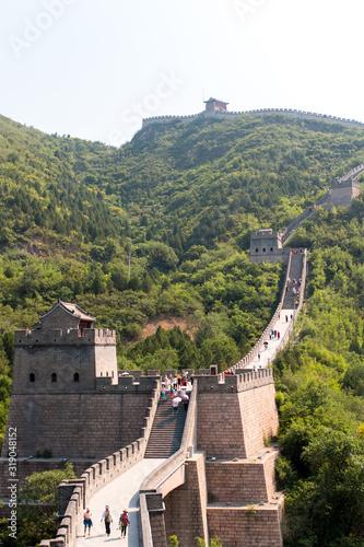 China chinesische Mauer Peking