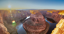 Panorama Image Of Arizona's ...