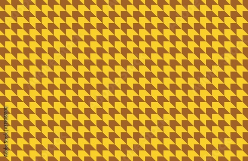 Fényképezés Seamless houndstooth pattern background