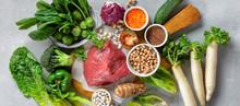 Healthy Eating And Balanced Nu...