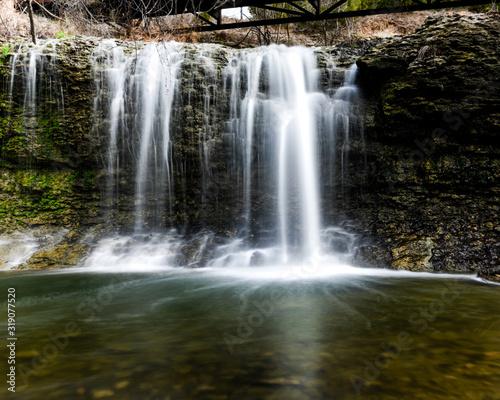 Brushy Creek Waterfall