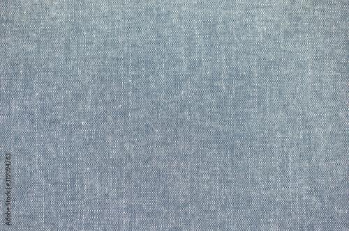 Canvas Print Full Frame Shot Of Denim Textile