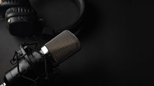 Studio Black Studio Microphone...