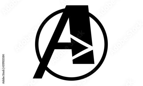 Photo Avengers text, Typography for T shirt graphics, poster, print, postcard and othe