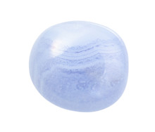 Polished Blue Lace Agate (Chal...