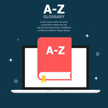 The Red Book A-Z Glossary Is D...