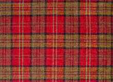 Plaid Fabric, Tartan Pattern Background