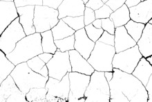 Crack Ground For Abstract Back...