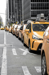 New York, Taxis
