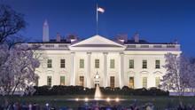 Washington, DC At The White Ho...
