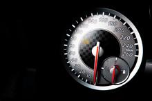 Speedometer And Tachometer