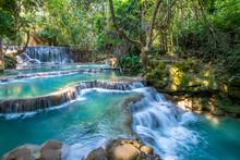 Laos Waterfall