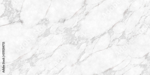 Photo White marble texture, decoration, background.