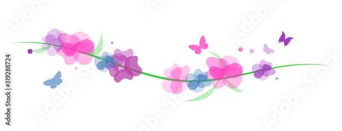 Fototapeta fiori, piante, primavera