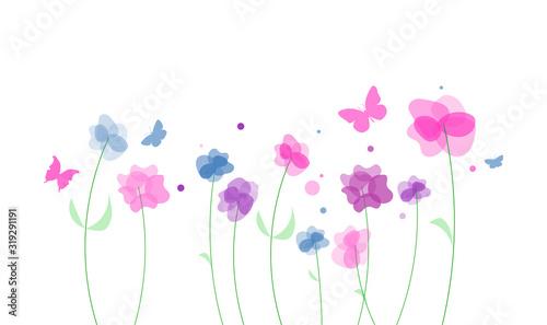 Fotografia, Obraz fiori, piante, primavera