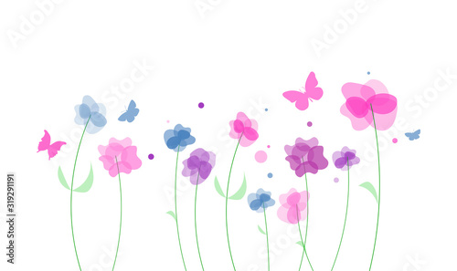 Fotografija fiori, piante, primavera