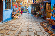 Leinwanddruck Bild - Marocco