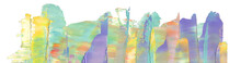 Abstract Painting Background I...