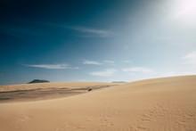Sand Desert Dunes Landscape Wi...