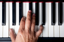Right Hand Playing A A Minor I...