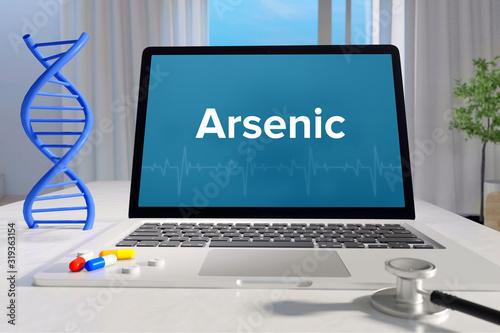 Photo Arsenic – Medicine/health