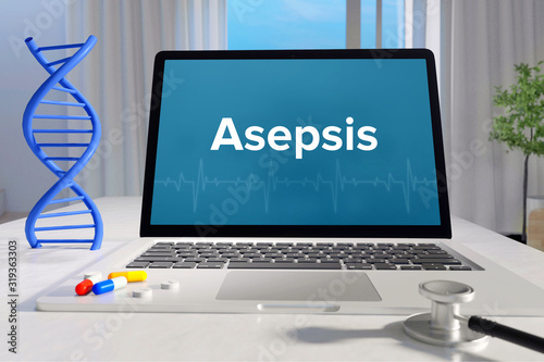 Asepsis – Medicine/health Wallpaper Mural