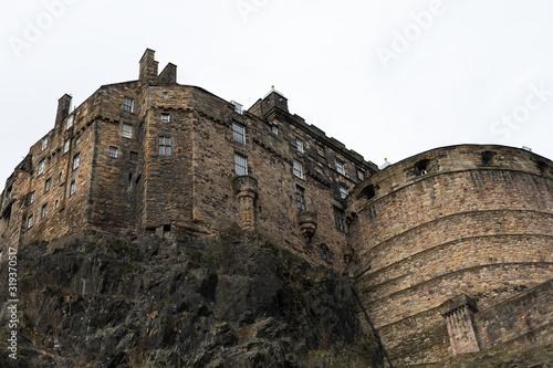 Fényképezés Edinburgh Castle