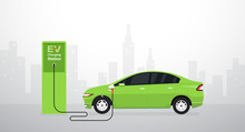 EV Electric Car Battery Chargi...