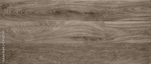 clear panoramic dark wood texture Fotobehang