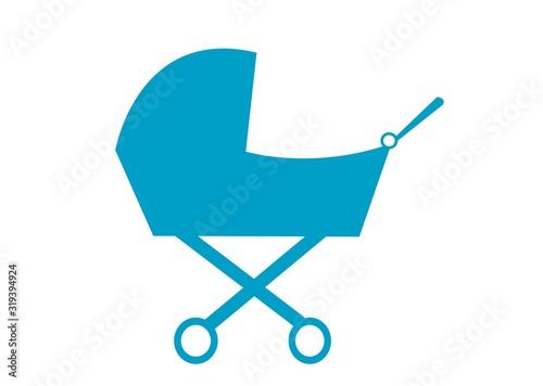Photo wózek, chłopiec, matka, rodzina