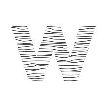 Vintage Line Font