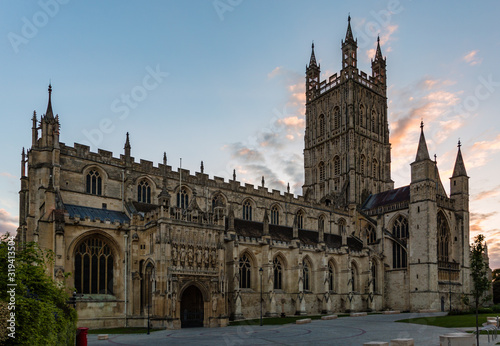 Gloucester Cathedral Fototapet