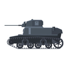 Tank American World War 2 M3 S...