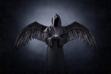 Angel Of Death With Soul In Ha...