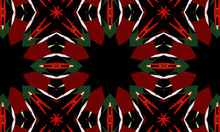 Colorful Abstract Kaleidoscope...