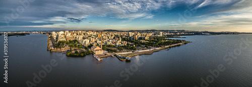 Photo Foto aérea de Drone Porto Alegre RS