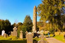 Photo Of St. Kevin's Monastic ...