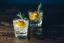 Charred Lemon, Rosemary And Co...