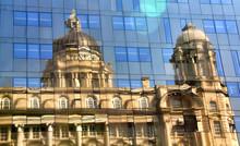 Window Reflections, Liverpool