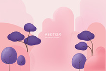 Abstract 3D Back Ground Vector...