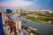 Ho Chi Minh City, Vietnam - CI...