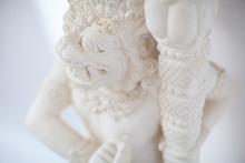 白い像(東南アジア風...