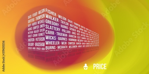 Price Wallpaper Mural
