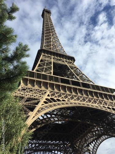 eiffel tower in paris #319662794