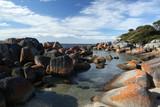 Fototapeta Fototapety z morzem do Twojej sypialni - Tasmania, Bay of Fires