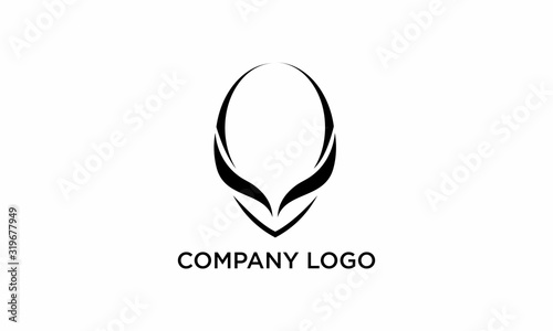 Photo alien vector