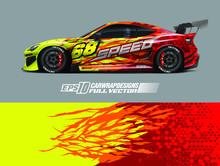 Vehicle Graphic Livery Design ...