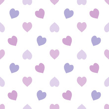 Seamless Pattern In Simple Pas...