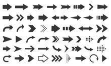 Arrow Icon. Mega Set Of Vector...