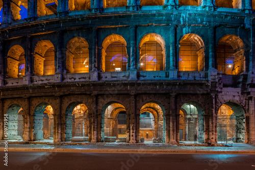 Billede på lærred Colosseum at Rome